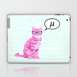 Smarty Cat Laptop & iPad Skin
