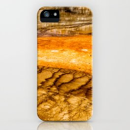 Grand Prismatic Art iPhone Case