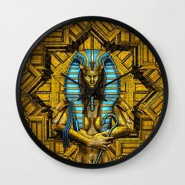 Sacred Queen Wall Clock