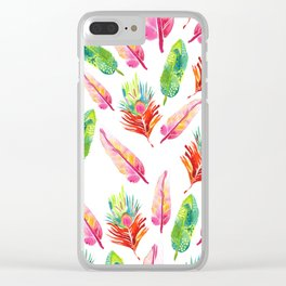 Marlene Clear iPhone Case