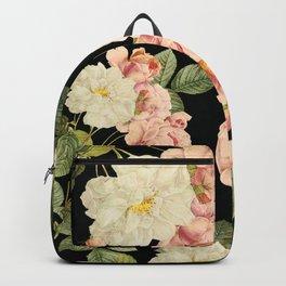 Flora temptation - night Backpack