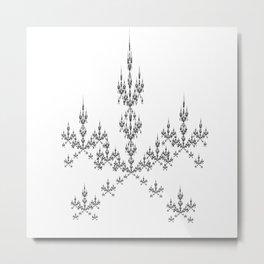 CandleCastle1 Metal Print
