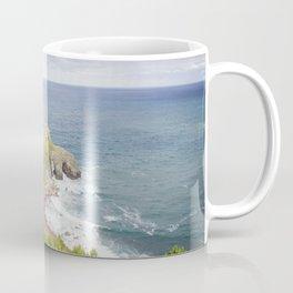 San Juan de Gaztelugatxe landscape Coffee Mug