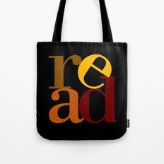 read love Tote Bag