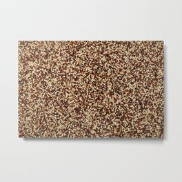 Mixed quinoa Metal Print