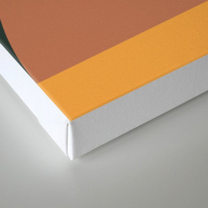 Abstract Geometric 01E Canvas Print
