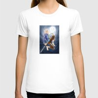 jack frost T-shirts featuring Jack Frost by SpaceMonolith