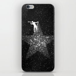 Stargazing iPhone Skin