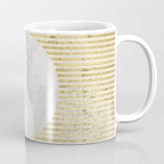inverse gOld sun Coffee Mug