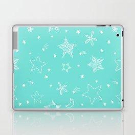 Star Doodles Laptop & iPad Skin