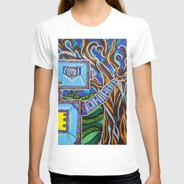 Robotic Reflection T-shirt