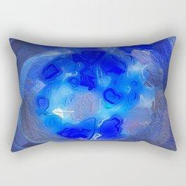 Abstract Mandala 238 Rectangular Pillow