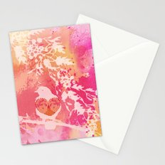Hope is a Thing With Feathers Stationery Cards
