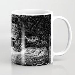 ENTRANCE to ELEPHANTA CAVES Coffee Mug