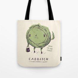 cabbitch Tote Bag