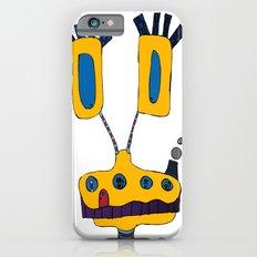 yellow submarine giraffe Slim Case iPhone 6s