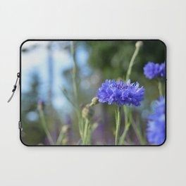 Purple Flowers @ Coastal Botanical Gardens (Maine) Laptop Sleeve
