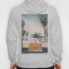 Surf Van Venice Beach California Hoody