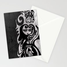 Cosmic Soup - Before Consciousness  Takes Form Stationery Cards