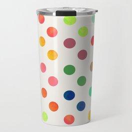 Polka Proton Travel Mug
