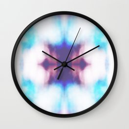 Summer Moth 2012 Wall Clock