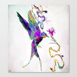 Between Canvas Print