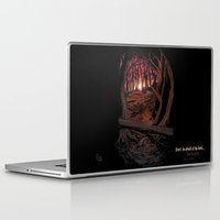 berserk Laptop & iPad Skins featuring Children In the Wood by TheMagicWarrior