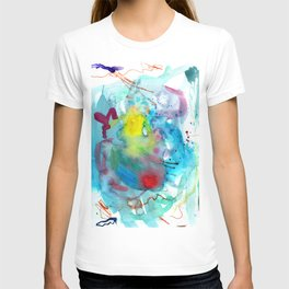 Colors in the Water  T-shirt