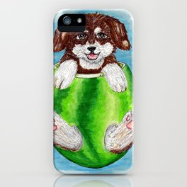 The Husk Melon iPhone Case