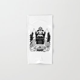 The Royal Kingdom of the Sleepy Forest Hand & Bath Towel
