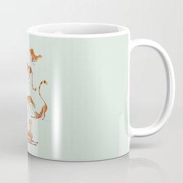 Cheetah poses Coffee Mug