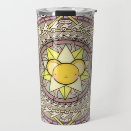 Cuteness Mandala Travel Mug
