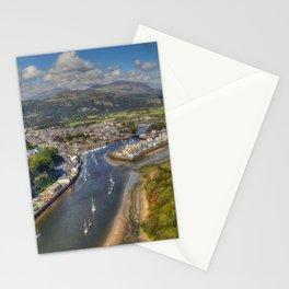 Glaslyn Estuary Stationery Cards