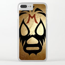 Mil caras Clear iPhone Case