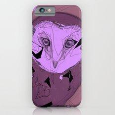 PURPLE OWL iPhone 6 Slim Case