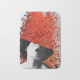 Die in Despair / Live in Ecstasy Bath Mat