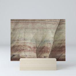 Hills as Canvas, No. 2 Mini Art Print