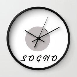 melasogno Wall Clock