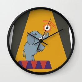 eye.lephant Wall Clock