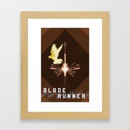 Blade Runner Dove Framed Art Print