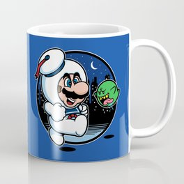 Super Marshmallow Bros. Coffee Mug