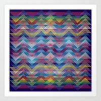 Fixico Art Print