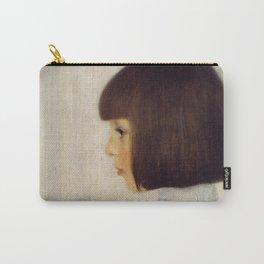 Gustav Klimt - Portrait of Helene Klimt Carry-All Pouch
