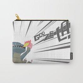Godzelato! - Series 2: GOAHHHHHH! Carry-All Pouch