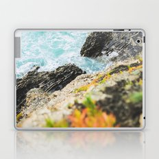 The sea and the color Laptop & iPad Skin