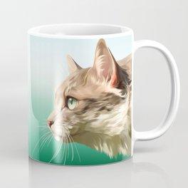 Destin, My Beautiful Kitten Coffee Mug