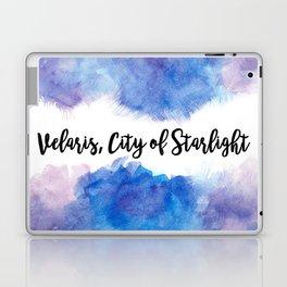 Velaris, City of Starlight Laptop & iPad Skin