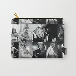 Statue Portraits Carry-All Pouch