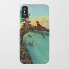 Under cover Slim Case iPhone X