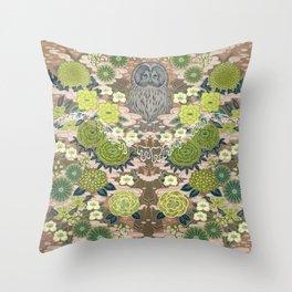 Critically Endangered 02 Throw Pillow